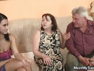 sinless girl is enticed by her boyfriends mommy