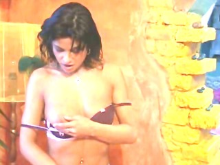hot latin chick teases on web camera