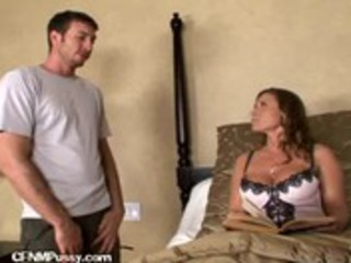d like to fuck invites the handyman in for