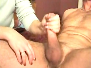 intimate porn with a charming wife doing great