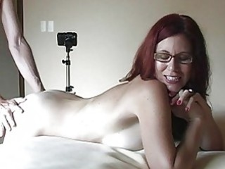 nice-looking redhead d like to fuck with large