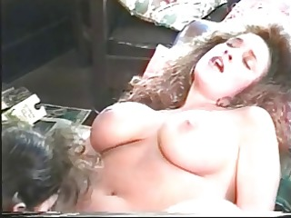 lesbos who love large wobblers eat pussy in front
