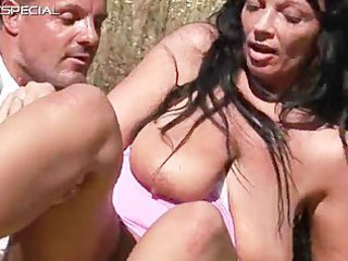 thrilling mother getting banged hard part9