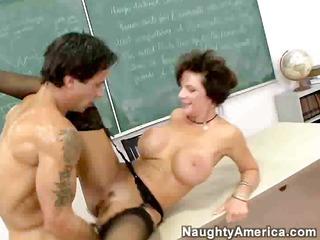 deauxma the sex teacher