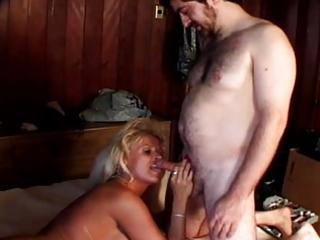hawt aged blonde kristina first james