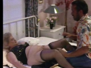 wicked bulky granny acquires it on with a much
