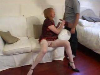 wife gives her husband a oral pleasure and bonks