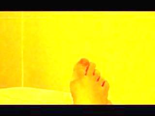 my wifes feet 3