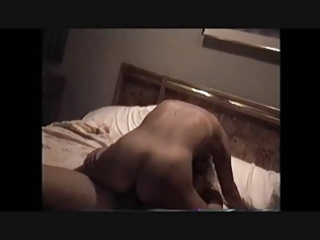 homemade swinger three-some with charming wife
