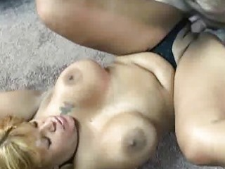 latina angel getting drilled in her aged cunt