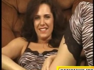 immodest mature slut vs tiny shlong