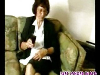 granny in glasses dildoes part8