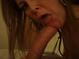 jenna - milf floozy engulfing jock