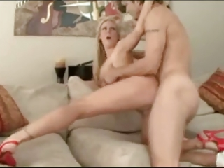 d like to fuck gives permission to creampie