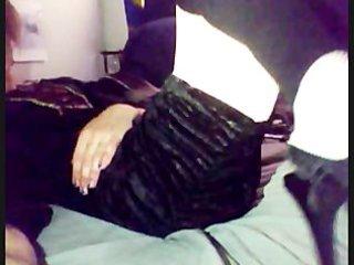 hot stocking high-heeled mother i webcam cocktease