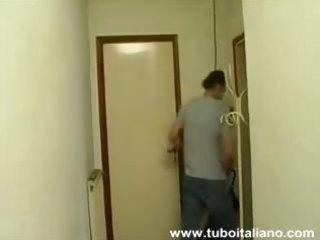 italian milf mommy vuole 7 cazzi