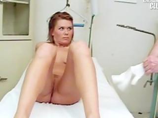janelle juvenile mom having her fur pie gyno