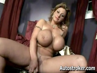 large breasted amateur d like to fuck dildoing