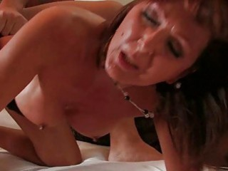 doggy style for mother i in the bedroom
