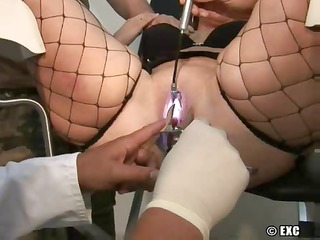 manuela went to the squirt doctor