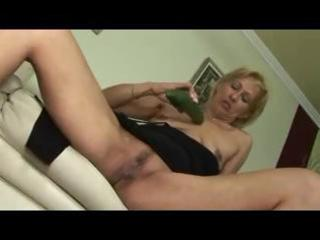 messy granny d like to fuck receives her slender