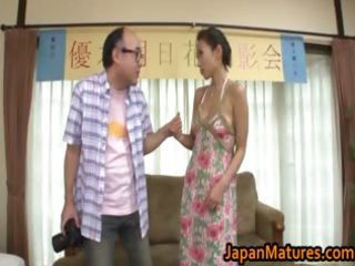 asuka yuki sexy aged oriental model