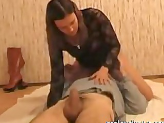 intensive oral-stimulation sex with my wife