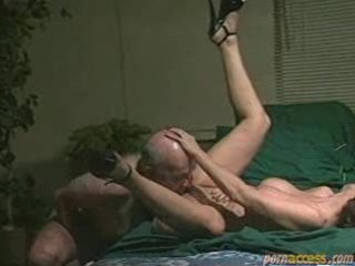 the old stud copulates his sons wife