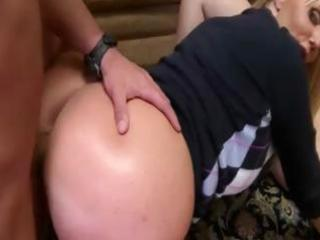 lad gets the chance to fuck a breasty milf