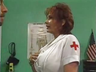aged nurse fucked in hospital
