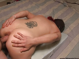 anal fuck the latin babe gimp mother i