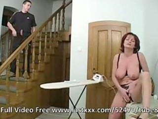 redhead mature gazoo and pussy screwed