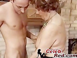 granny fuck young guygranny