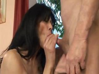 mature dark brown wife acquires screwed then its