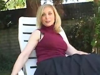 Hot mature fucked outdoor