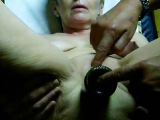 very hawt granny big o
