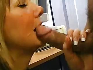 Hot milf cumshot