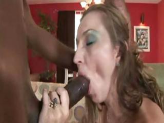 brunette mother i having interracial sex