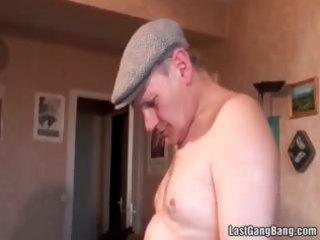 bushy older bitch hard banging