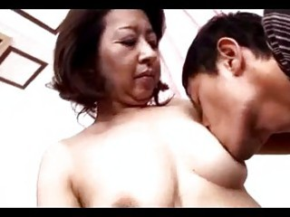 aged woman getting her teats sucked muff rubbed
