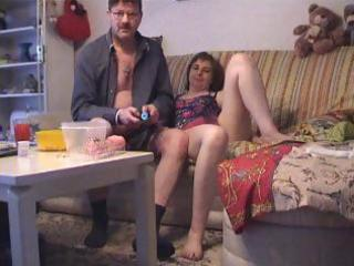 aged amateur patty logan makes a homemade sex