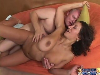 sexy soccer mom does the coach