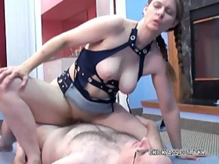 mature slut natasha is getting screwed by a geek