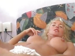 Mature german blonde wants to make a porn  sascha