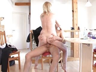 sexy german mom vs wang