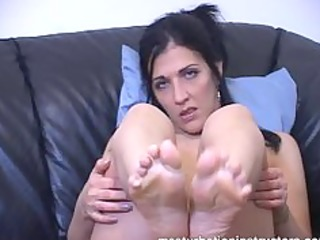 crave a footjob the teacher is willing to give one