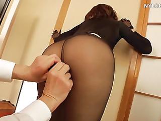 horny pantyhose fuck nylons sex nylon
