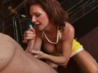 large titted mamma punishes her wicked daughter