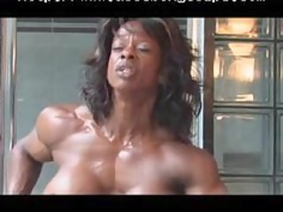 Melody black ebony cumshots ebony swallow