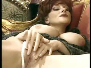 ultra skanky milf drilled and jizzed